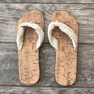 13853651c Women s Report Shoes Flip Flops on Poshmark